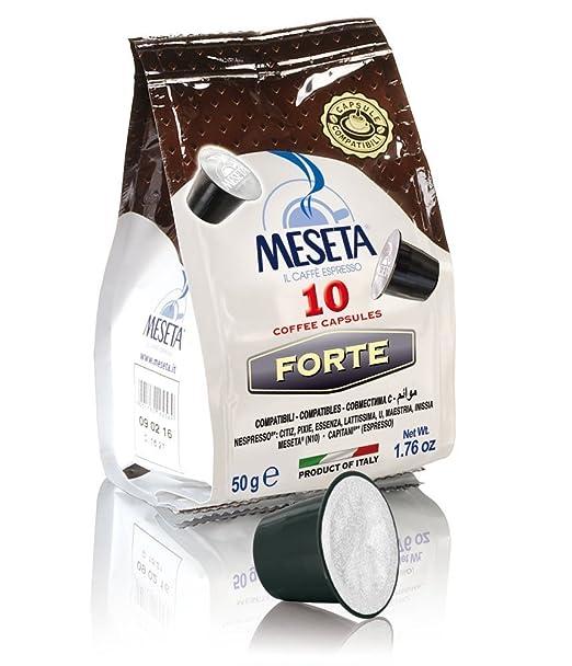 8 opinioni per Caffè Meseta 100 cialde capsule