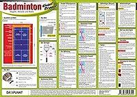 Badminton: Einzel und Doppel. Regeln, Abläufe und Maße.