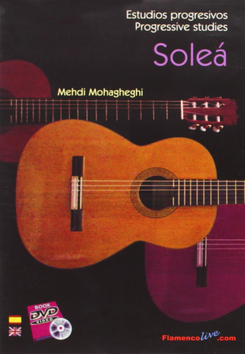 Estudios progresivos de Guitarra Flamenca Soleá // Progressive ...