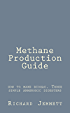Methane Production Guide - how to make biogas. Three simple anaerobic digesters for home construction