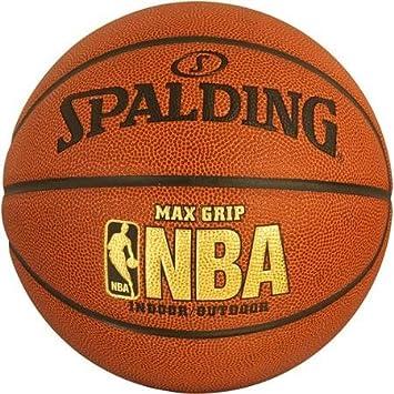 Spalding Official NBA tamaño/peso NBA Max Grip - Balón de ...