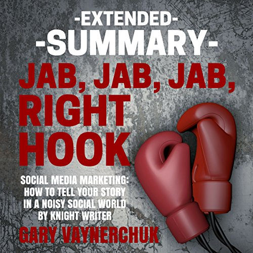 Extended Summary of Jab, Jab, Jab, Right Hook by Gary Vaynerchuk