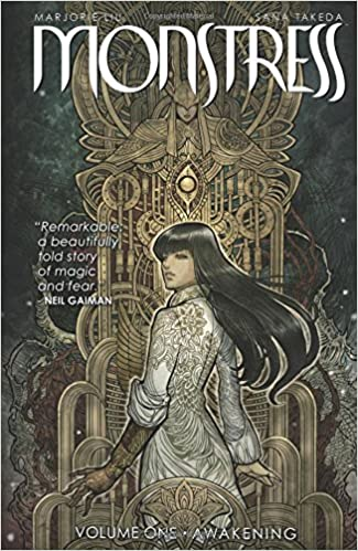 Monstress Volume 1: Awakening by Marjorie Liu
