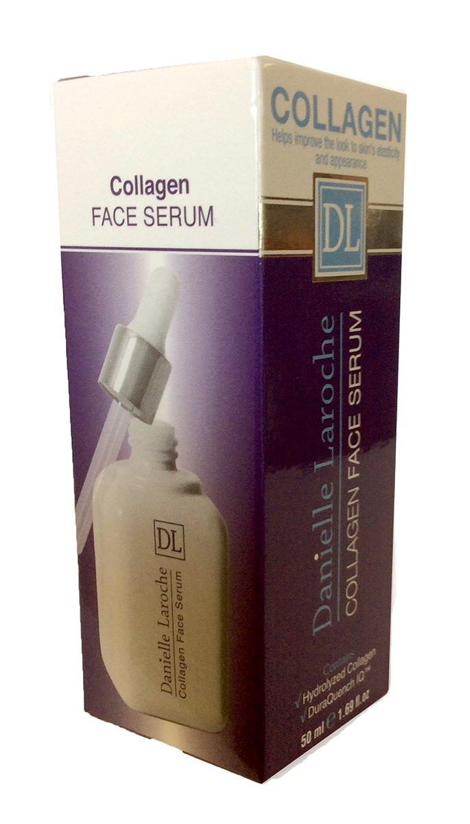 Amazon Com Danielle Laroche Collagen Face Serum 1 69 Fl Oz Beauty