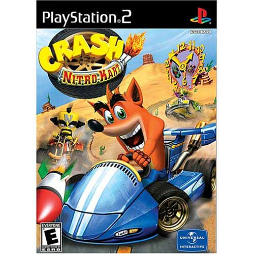 Crash Nitro Kart - PlayStation ()