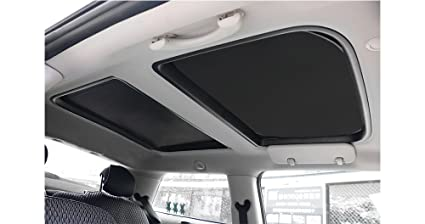 Amazoncom Yu Motor 2pcs Foldable Sunroof Shade Sunshade Heat