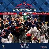 Boston Red Sox World Series Champions 2020 Calendar