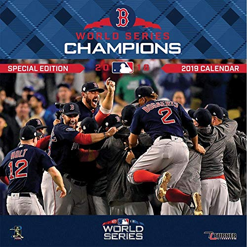 Boston Red Sox World Series Champions 2020 Calendar]()