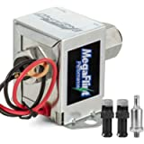 12V Electric Fuel Pump - Universal Inline Fuel Pump Low Pressure 2.5-4 PSI for Petrol & Diesel EP12S HEP-02A NEW