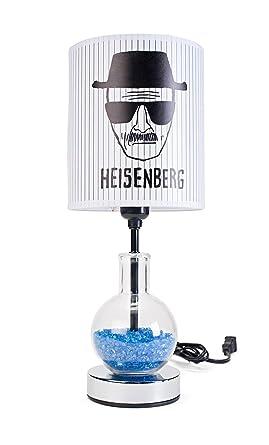 Just Funky Breaking Bad Heisenberg Beaker Lamp, 16 inches