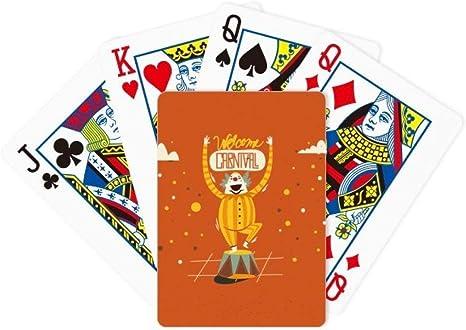 DIYthinker máscara de Payaso Feliz Carnaval de Venecia, póquer, Juego de Cartas de Mesa, Juego de Mesa Regalo: Amazon.es: Deportes y aire libre