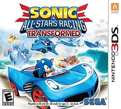 Sonic And All-stars Racing Transformed Bonus Edition from Sega Of America, Inc.