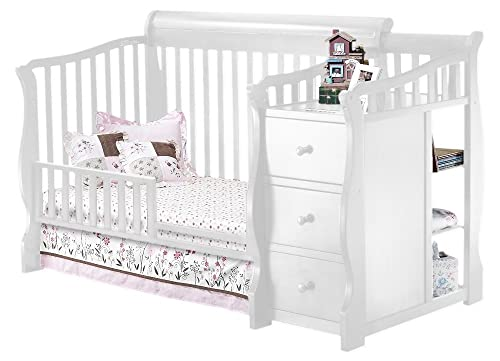 Sorelle Tuscany Mini Siderail Toddler Bed Conversion Kit