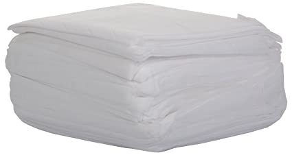 Delightful Foru Non Woven Fabric Disposable Bed Sheet 31.5u0026quot;X70u0026quot; Or (2.5/6