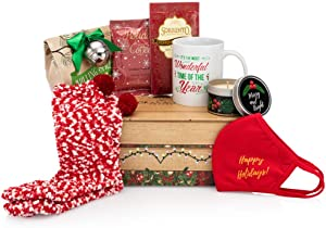 Sets for Women: The Christmas Basket Gifts for Women She'll Absolutely Adore - Christmas Hampers Bound to Impress