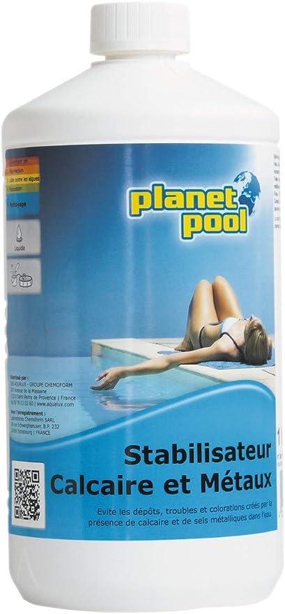 Pool metal bieleta cal bieleta Pool Cuidado Agua: Amazon.es: Jardín