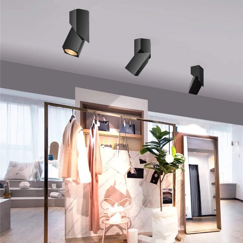 Budbuddy 12W Faretti LED da soffitto Faretto orientabile Lampada LED da soffitto plafoniera Spot led faretto LED a soffitto