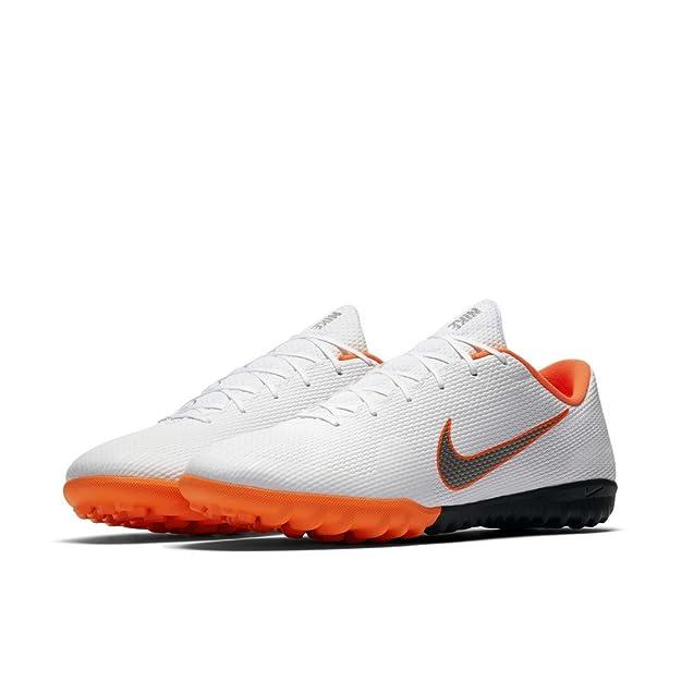 Nike Mercurial Vapor X 12 Academy Tf Ah7384 1, Scarpe da Calcio Unisex – Adulto