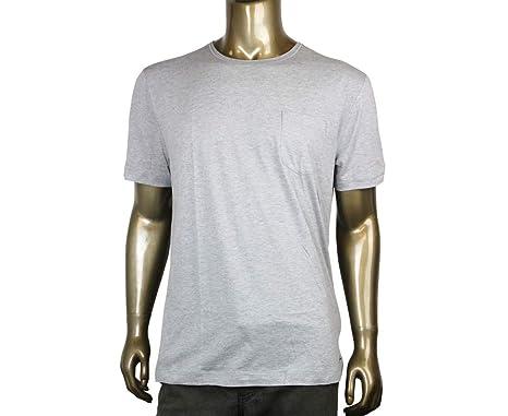 628983e94b93 Amazon.com: Gucci Script Gray Cotton Cashmere T-Shirt 354350 1401 ...