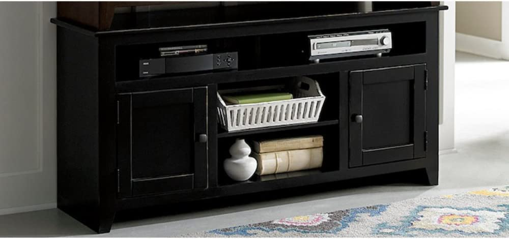 Progressive Furniture Rio Bravo 58 Black Console