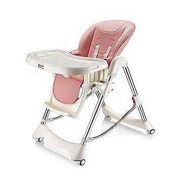 TLMY Bb Enfants Dinant La Chaise Multifonctions Pliable Portable Enfant Manger Repas BB Tabouret