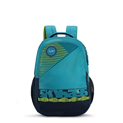388d93a905c Skybags Bingo Extra 35.5005 Ltrs Blue School Backpack (SBBIE03BLU)  Amazon. in  Bags, Wallets   Luggage