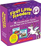 img - for First Little Readers Parent Pack: Guided Reading Levels E & F: 16 Irresistible Books That Are Just the Right Level for Growing Readers book / textbook / text book
