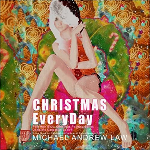 Book Christmas Everyday Book 4: Pale Hair Girls Christmas Series: Volume 4 (Pale Hair Girls Christmas Everyday)