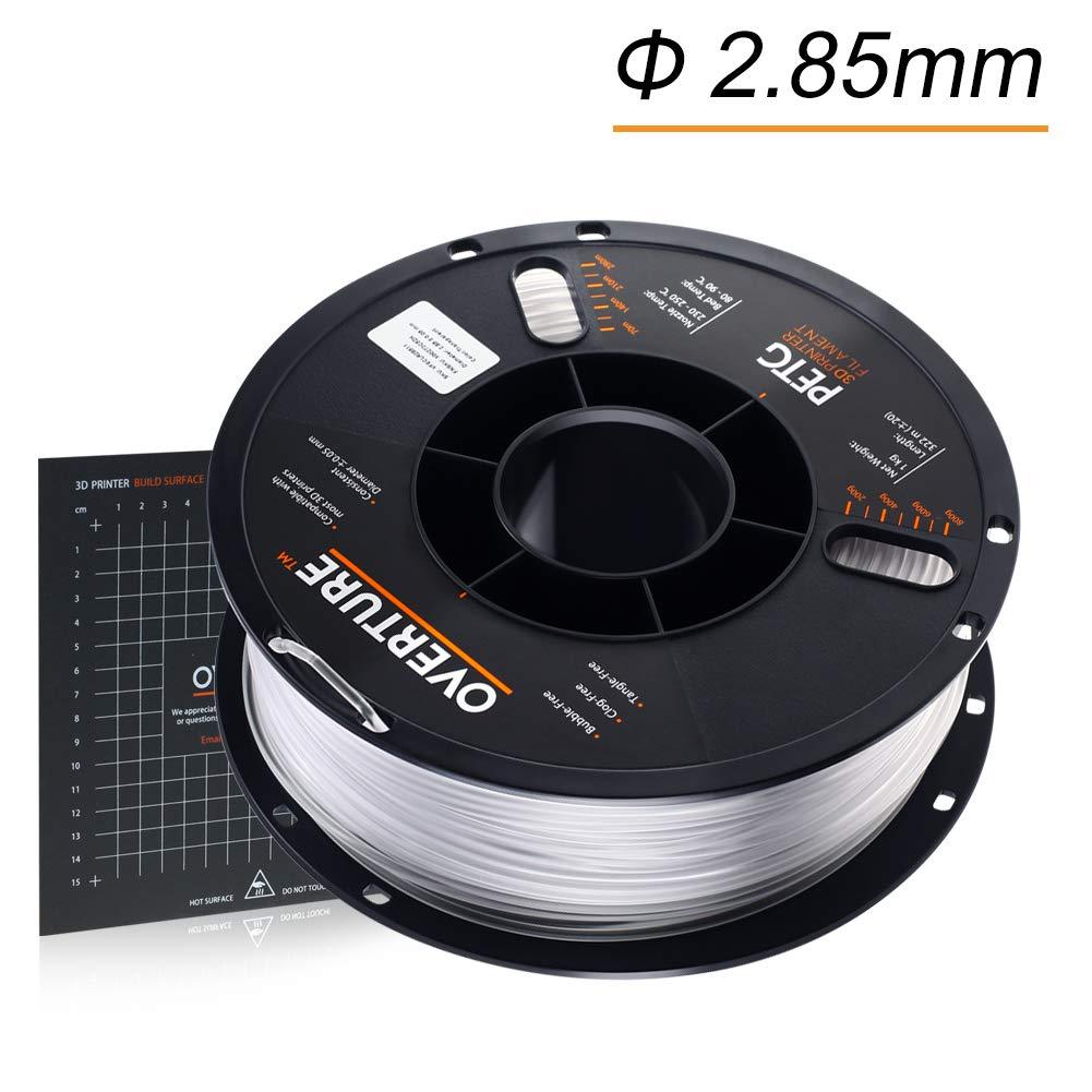 Filamento PETG 2.85mm 1kg COLOR FOTO-1 IMP 3D [7SNHFLS4]