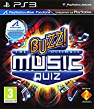 Buzz! : The ultimate music quizz (jeu PS Move)