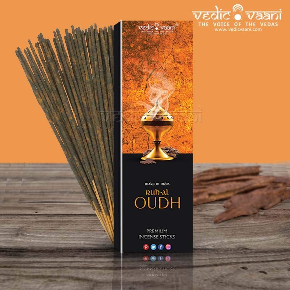 1 KG Vedic Vaani Ruh-Al-Oudh Incense Sticks