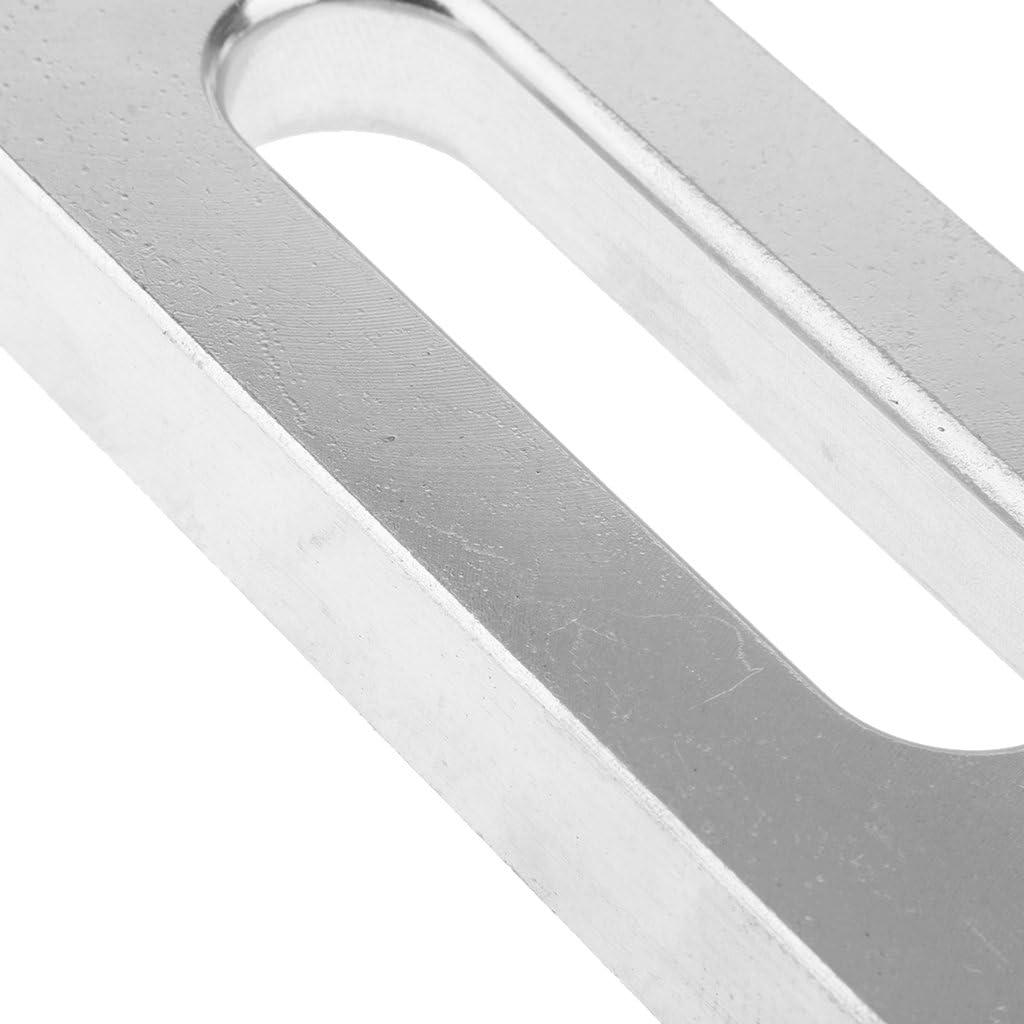 124mm Almencla Hawse Fairlead pour Treuil Synth/étique Guide du Guide De C/âble De Corde Montage pour VTT