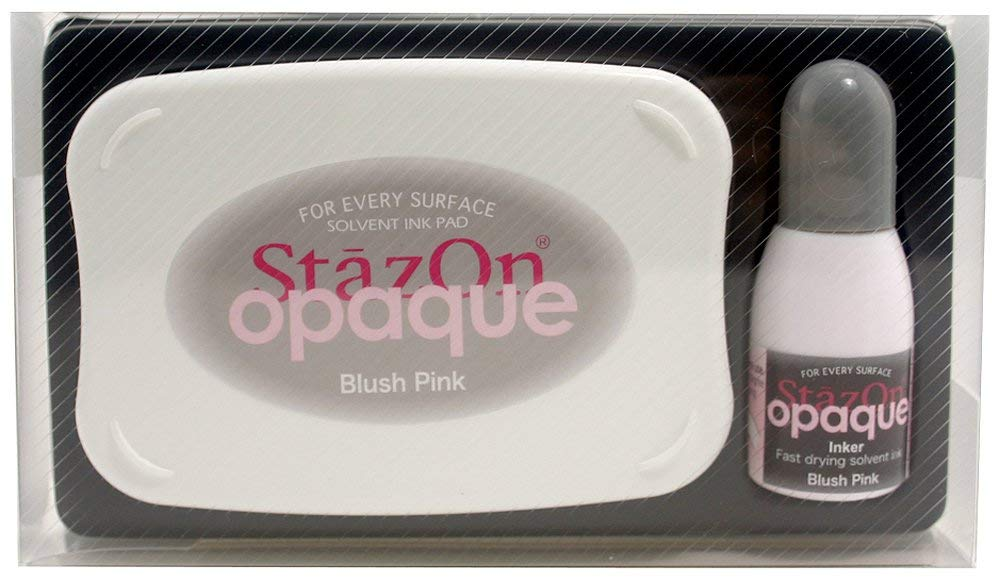 Tsukineko StazOn Opaque Un-Inked Pad and