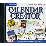 Calendar Creator 9 (Jewel Case)