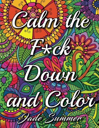 Color Adult Coloring Hilarious Relaxation product image