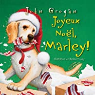 Book's Cover ofJoyeux Noël Marley !