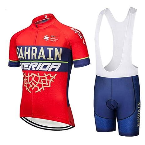 Kevin Bin Conjunto Ropa Equipacion Traje Ciclismo Hombre ...