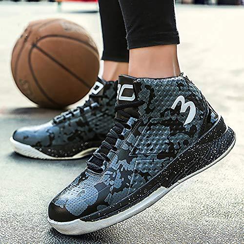 Fhtd Otoño Baloncesto Primavera Y Nuevas Black Hombre 2019 De Zapatillas Para qqwRxzrU
