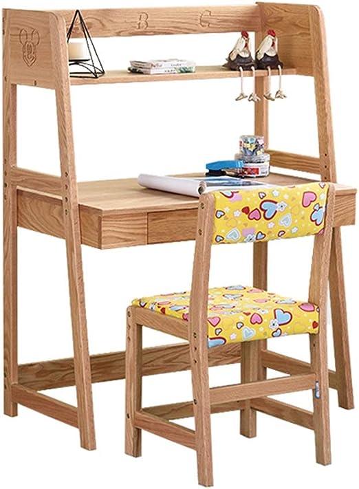 Juegos de mesas y sillas Mesa de estudio y silla El escritorio de ...
