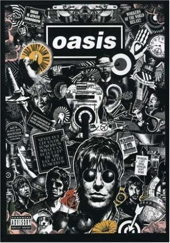 DVD : Oasis - Lord Don't Slow Me Down [Explicit Content] (2 Disc)