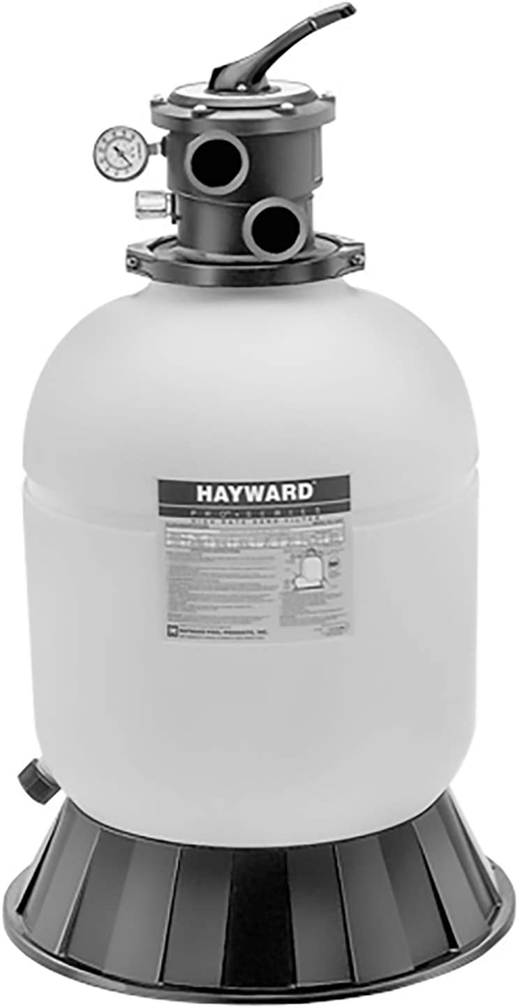 Hayward W3S210T93S ProSeries Above Ground Pool Sand Filter System - (Best for Fast Winterizing)