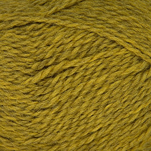 - Plymouth (1-Pack) Galway Worsted Yarn Saffron Heather 0770-1P
