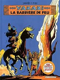 Yakari, tome 19 : La barrière de feu par Derib