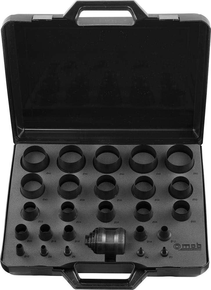 Locheisen-Satz 3-20mm gerade Peddinghaus E//D//E Logistik-Cente