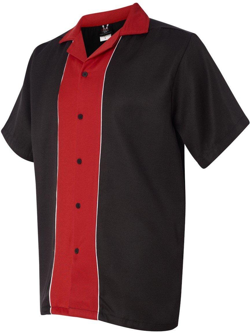 Hilton Bowling Retro Quest (Black_Red) (2X) by Hilton