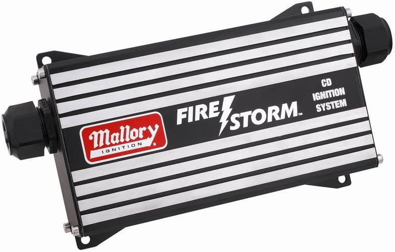 Mallory 69000S Firestorm CD Single Channel Street Ignition System Module