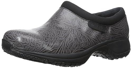 3dcfadaa Merrell Women's Encore Moc Pro Lab Slip-Resistant Work Shoe ...