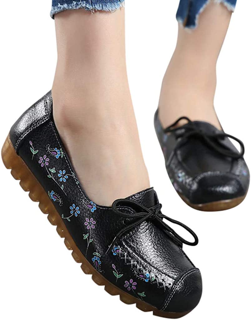 Women Loafers Shoes AgrinTol Womens Casual Multicolor All Seasons Ballet Slip On Flats Loafers Shoes