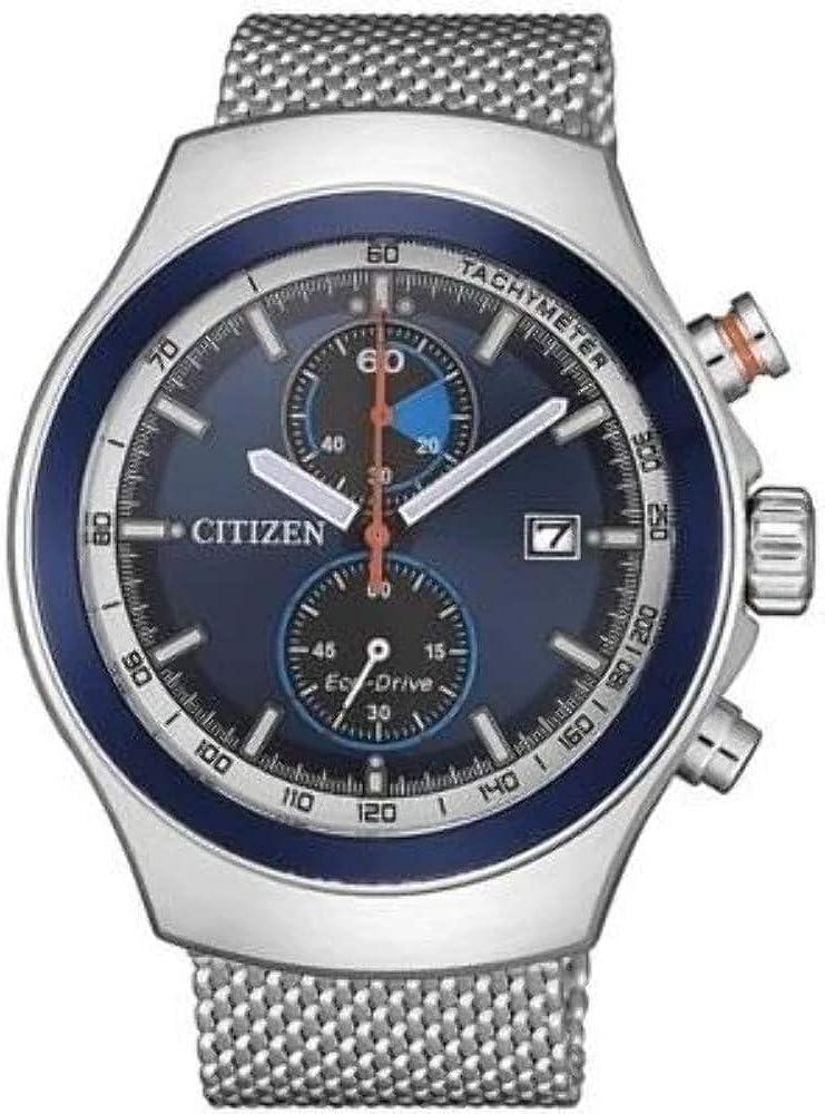 CITIZEN crongrafo Reloj de los Hombres Ciudadano de la Coleccin de CA7011-83L