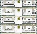 8GB (4X2GB) NEMIX RAM Memory HP PROLIANT DL580 G3,DL580 G4 (343057-B21)(DDR2 400MHz PC2-3200 ECC)